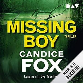 Missing Boy Titelbild