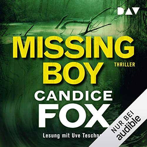 Couverture de Missing Boy
