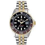 Lorenz - Reloj solo tiempo para hombre, clásico, profesional, informal, cód. 030190CC