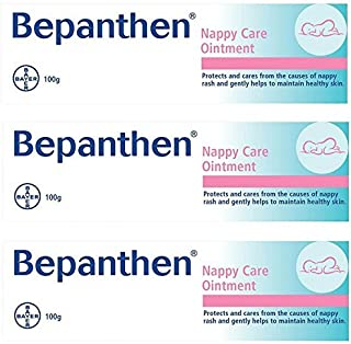 Bepanthen Diaper(Nappy) Care Ointment 100g � 3 Pack
