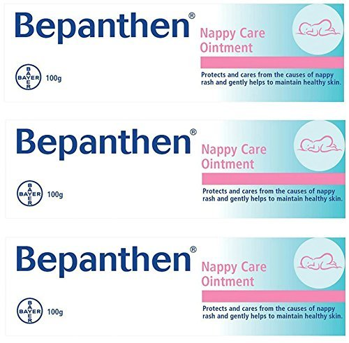 Bepanthen Diaper(Nappy) Care Ointment 100g – 3 Pack