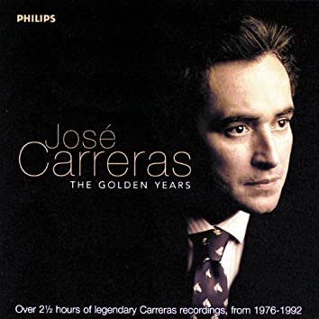 José Carreras - The Golden Years
