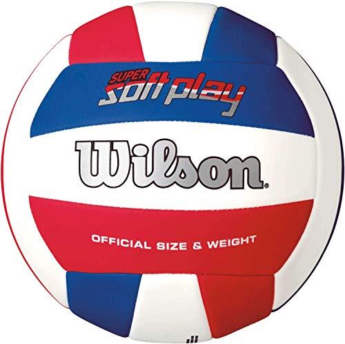 WILSON Super Soft Play, Pallavolo Unisex-Adulto,...