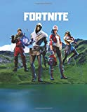 Fortnite (Blank Lined Journal / Notebook)