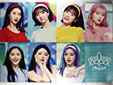 TradePlace OH MY GIRL オーマイガール グッズ / A3 ポスター 12枚 ステッカー シール 1枚セット - A3 Size Poster 12sheets Sticker 1sheet 韓流 K-POP 韓国製