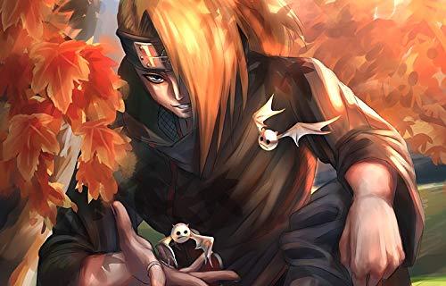 Totots Anime, rompecabezas de adultos, rompecabezas de madera, rompecabezas educativos para niños de Naruto, rompecabezas de decoración del hogar de dibujos animados, rompecabezas impresos en 3D, jugu