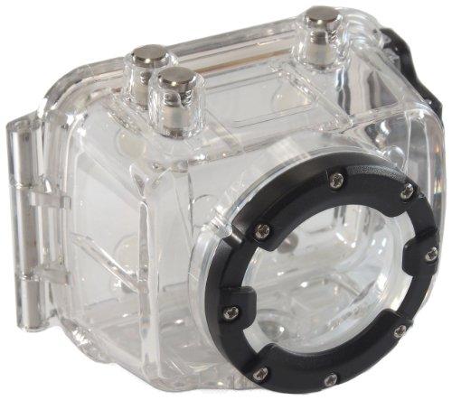 eYecam Custodia Subacquea Piccola per Action Camera SD Wi-Fi e SD 21, Trasparente