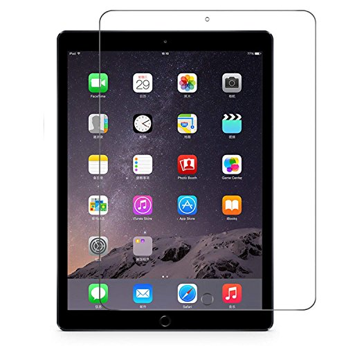 RUBAN [1-Pack] iPad Air 3 10.5 Inch 2019 Screen Protector,iPad Pro 10.5 Inch 2017 Screen Protector, [Double Defense] Premium Tempered-Glass Tablet Screen Protector with Retina Display[Clear]