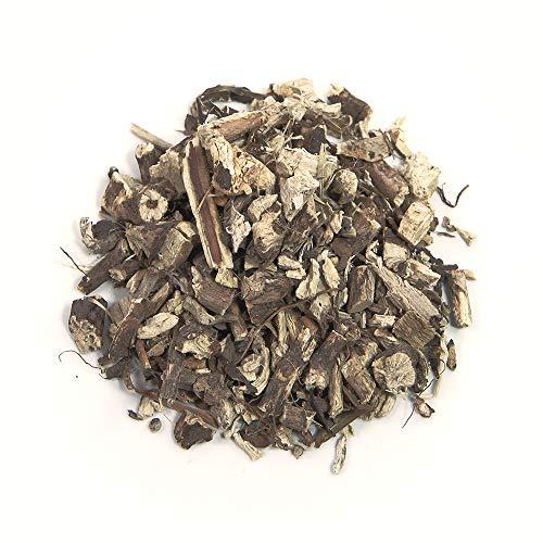 Herbis Natura Hauhechelwurzel Wurzel geschnitten, aus biologischem Anbau, Ononis spinosa (250 Gramm)