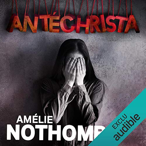 Antéchrista audiobook cover art