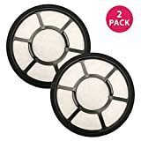 Think Crucial Replacement Vacuum Filter – Compatible with Black & Decker Pre-Filter Part # BDASV102 – Fits Black & Decker Air Swivel Vacuum Cleaner Model – Bulk (2 Pack)