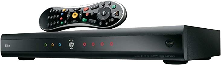 TiVo TCD758250 Premiere XL4 Digital Video Recorder - Includes AIP (All-In) Product Lifetime Subscription. No TiVo Fees. (Renewed)