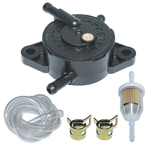 Fantastic Deal! AUMEL Fuel Pump Kit for 49040-0770 49040-7008 Kawasaki Series Engines Model FR FS FX...