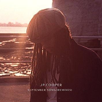 September Song (Remixes)