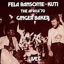 Fela with Ginger Baker Live