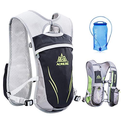 AONIJIE Hydration Running Backpack & 1.5L Bladder