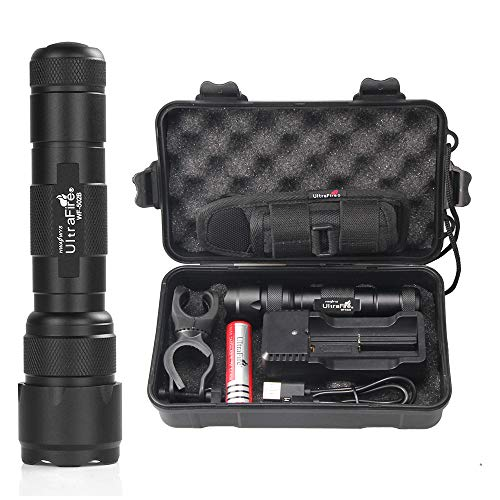 UltraFire WF-502B LED Tactical Flashlight