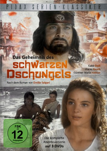 Die komplette Abenteuerserie (3 DVDs)