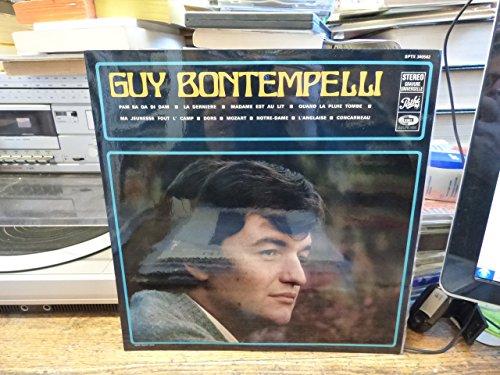 Guy Bontempelli : pam ba da di dam disque pathe sptx 340562