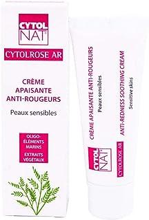 CYTOLROSE® AR 40 ml Crema calmante antirojeces para pieles sensibles - A base de oligoelementos marinos y extractos veget...