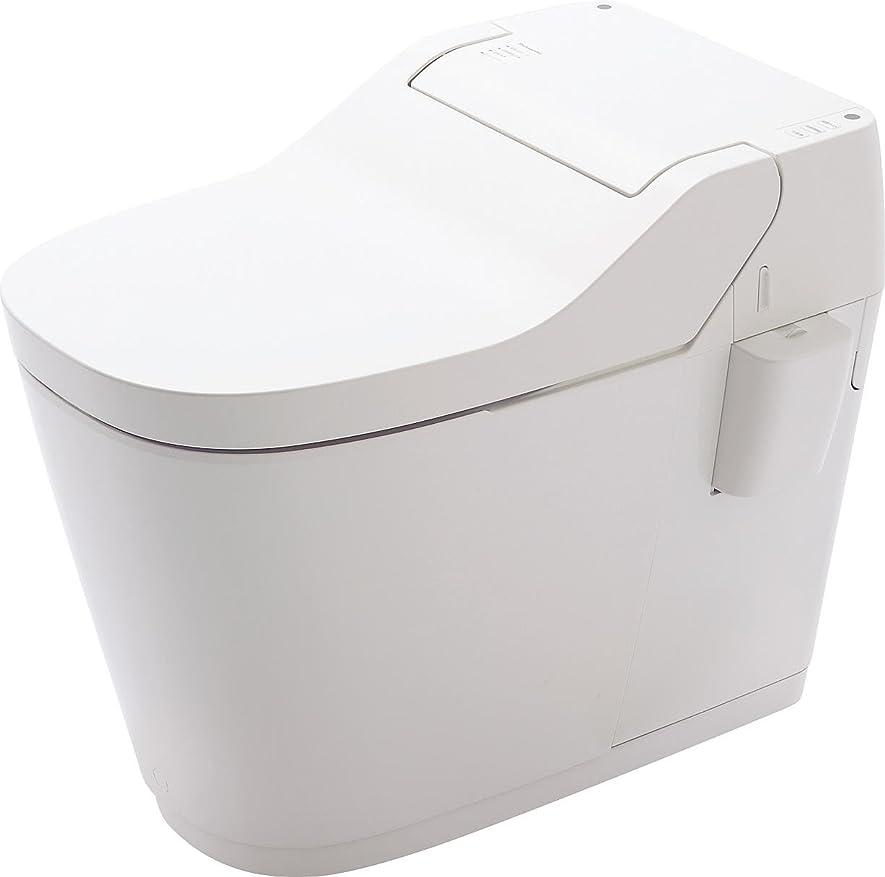 黄ばむ六月シェルターパナソニック 全自動おそうじトイレ アラウーノSⅡ ホワイト 床排水 標準タイプ 便器+配管セット タンクレス 節水型 XCH1401WS (CH1401WS+CH140F)