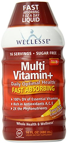 MultiVitamin + Fast Absorbing