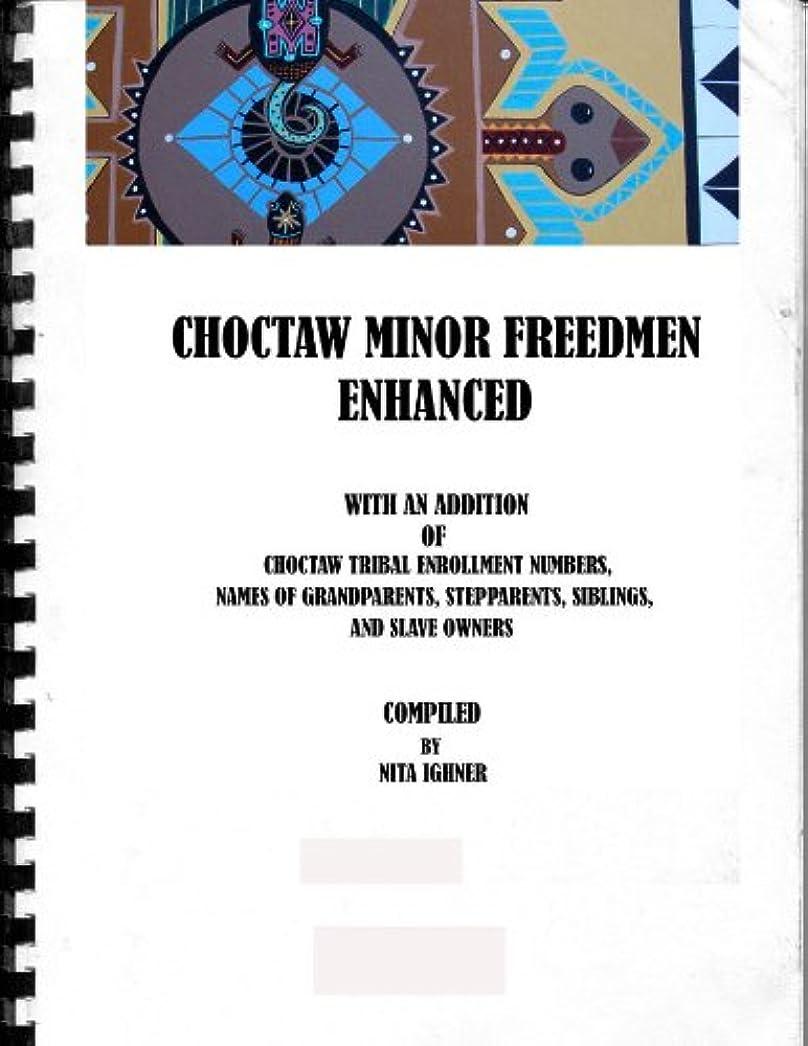 スプリットコンテンツチーズChoctaw Minor Freedmen Enhanced (English Edition)