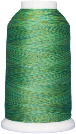 Superior Thread King Tut Quilting 000 Yds: Spring new work one after another Japan Maker New Fahl 2 Green
