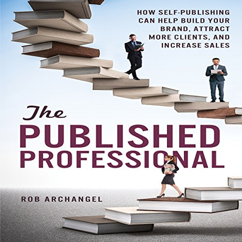 The Published Professional audiobook cover art