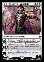 Magic: the Gathering - Gideon, Ally of Zendikar (029/274) - Battle for Zendikar - Foil