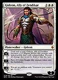 Magic The Gathering - Gideon, Ally of Zendikar (029/274) - Battle for Zendikar - Foil