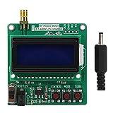zhoul Misuratore di potenza RF Set di attenuazione della potenza in radiofrequenza Modulo di potenza del segnale del display digitale 1M ‑ 8G Componenti di controllo industriale