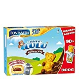 Fontaneda Osito Lulu - Bizcochos Rellenos de Chocolate con Leche - Paquete de 300 g