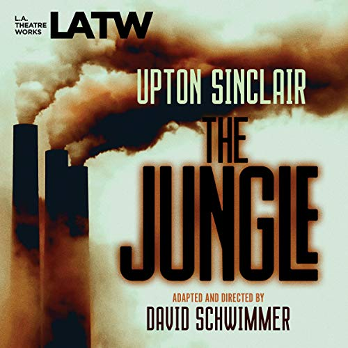 The Jungle (Dramatized)  By  cover art