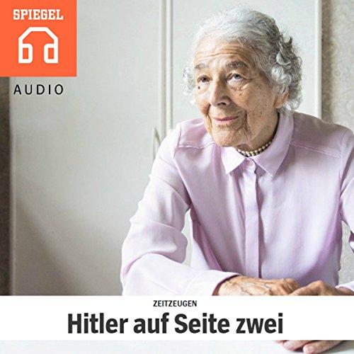 Zeitzeugen: Hitler auf Seite zwei Titelbild