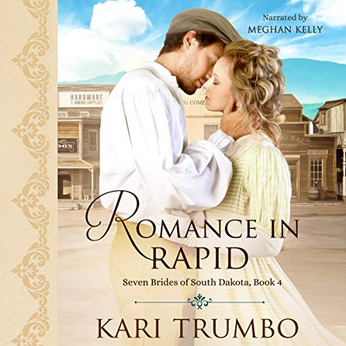 Romance in Rapid audiobook cover art