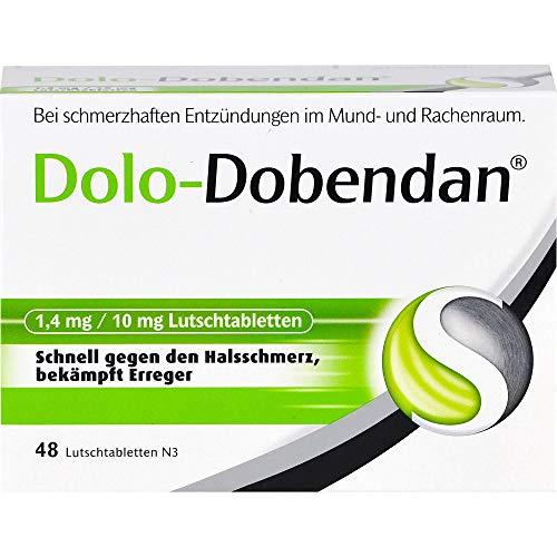 Dolo-Dobendan Lutschtabletten, 48 St. Tabletten