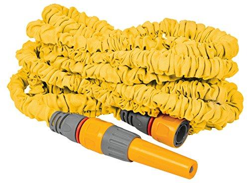Hozelock superhoge slang uittrekbaar, geel, 40 m