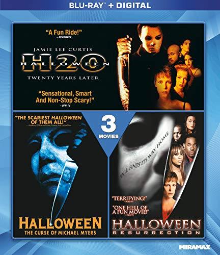 Halloween 3-Movie Collection [Blu-ray]