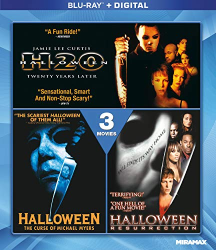 Halloween 3-Movie Collection [USA] [Blu-ray]