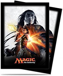 Magic: the Gathering - MTG Magic Origins Gideon Jura Card Sleeves (80 Count)
