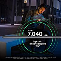 "Samsung Galaxy Tab A7 Tablet, Display 10.4"" TFT, 64GB Espandibili Fino a 1TB, RAM 3GB, Batteria 7.040 mAh, LTE, Android 10, Fotocamera Posteriore 8 MP, Dark Gray [Versione Italiana] #4"