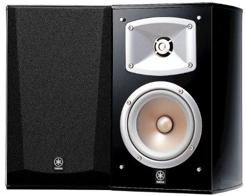 YAMAHA NS-333 Schwarz Regal-Lautsprecher 1 Paar (2 Stück)