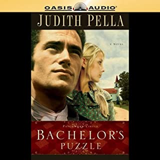 Bachelor's Puzzle audiobook cover art