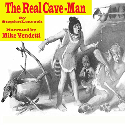 The Real Cave Man cover art