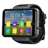 xiaoxioaguo Orologio Intelligente Per Bambini Nero Grande Quadrante Intelligente 2.4 Pollice Grande Batteria 3+32g Smart Phone