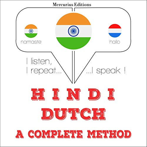 Hindi - Dutch. a complete method cover art