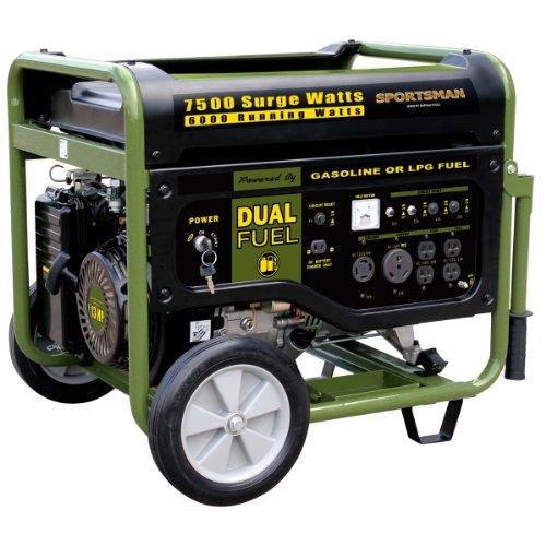 Sportsman GEN7500DF 7,500 Watt 13 HP...