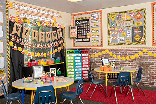 Teacher Created Resources Red Brick Better Than Paper Bulletin Board Roll (TCR77888) Photo #2