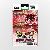 Bandai - Namco Dragon Ball Super Card Game - Juego de cartas con diseño de The Saiyan Legacy
